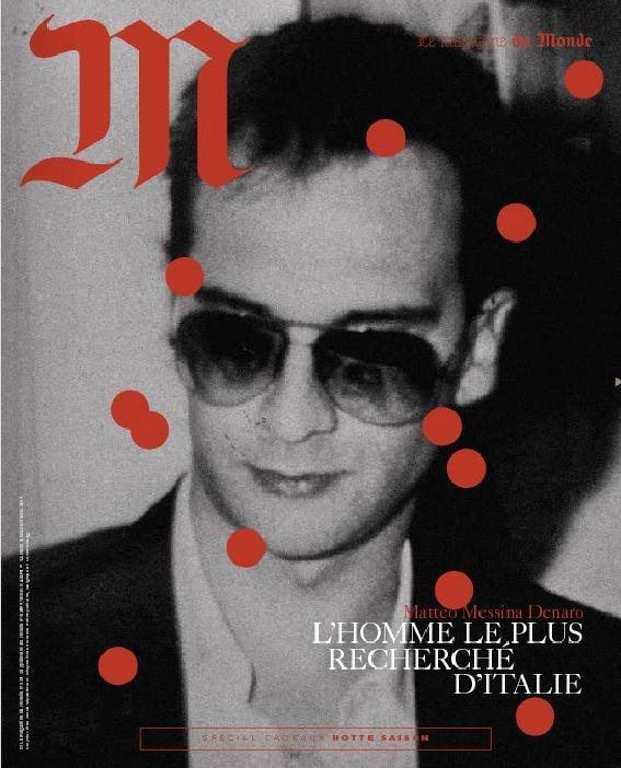 Messina Denaro in copertina su Le Monde