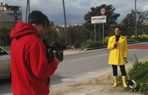 Stefania Petyx torna a Castelvetrano – FOTO