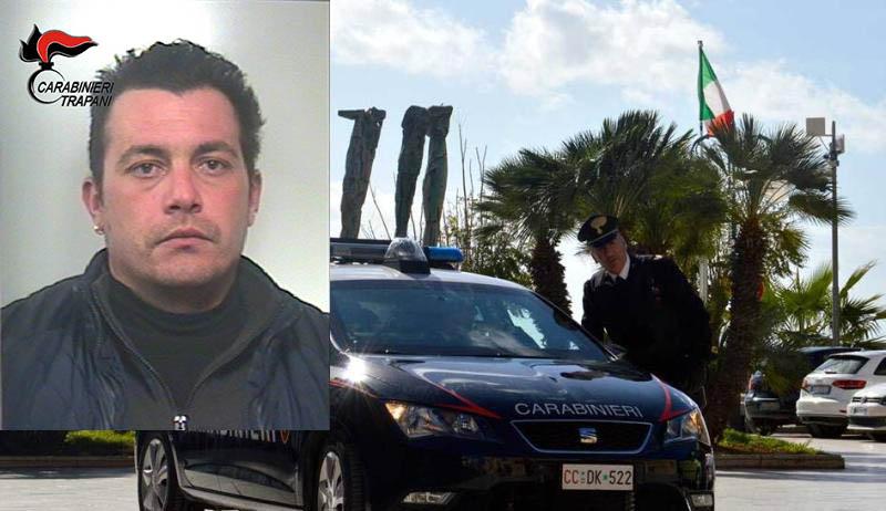 2,5 kg di hashish nel giubbotto, arrestato 30enne mazarese di origini tunisine
