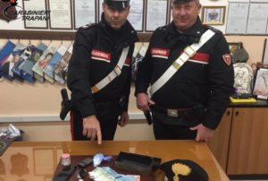 Trapani: dalla vendita di CD alla cocaina, arrestato un giovane