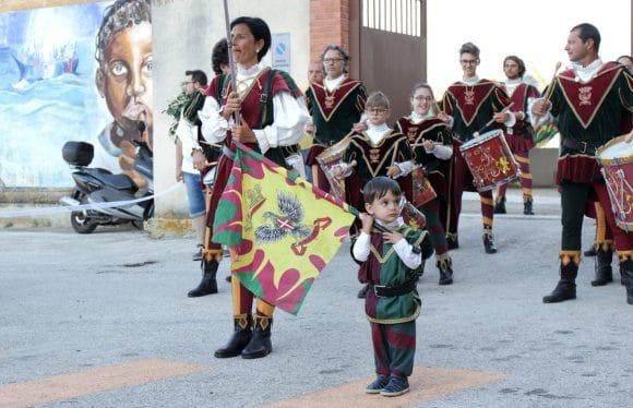 Rievocazione storica di San Giovanni Battista – LE FOTO