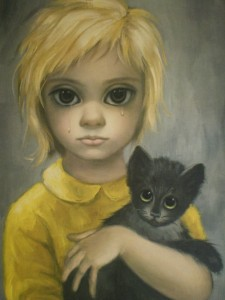 Copyright Margaret Keane