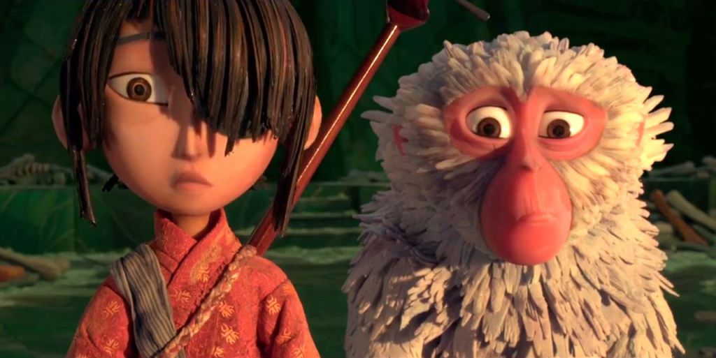 Image result for kubo and the two strings