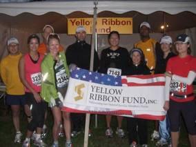 Run The Marine Corps Marathon for The Yellow Ribbon Fund