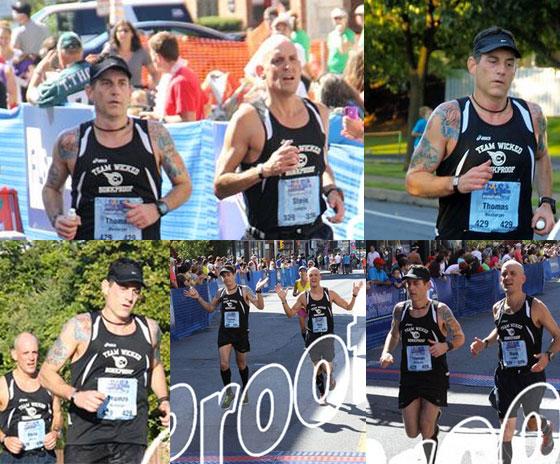 Lehigh Vally Marathon Race Review