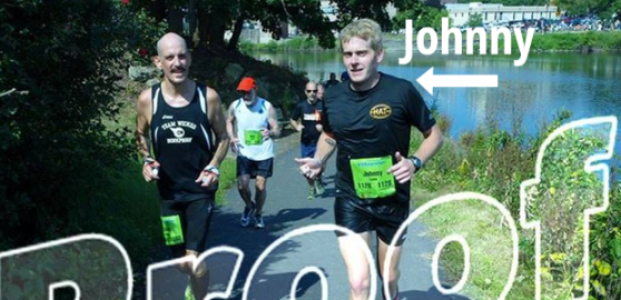 Johnny's Rant on The Via Lehigh Valley Marathon