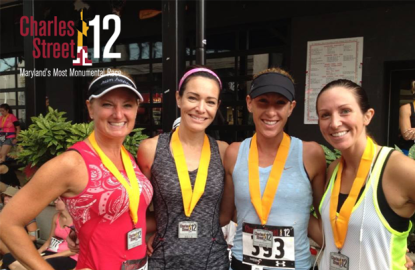 Charles Street 12 Miler Review