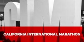 California International Marathon Recap