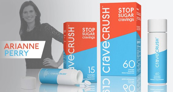 Interview with Arianne Perry, President & COO of Crave Crush
