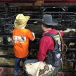 PBR_Hands on Bull Riding