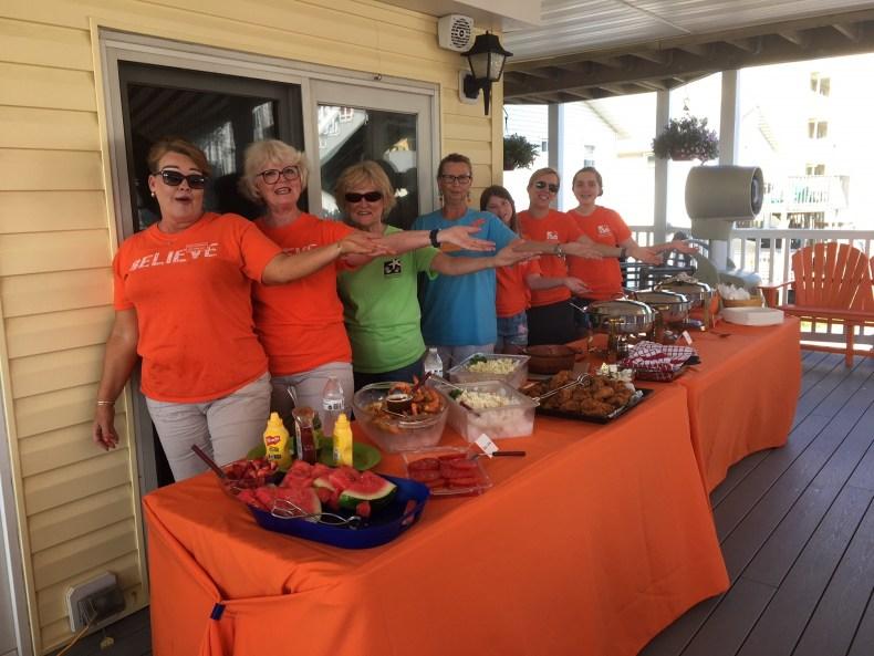 Believe In Tomorrow beach respite housing volunteer