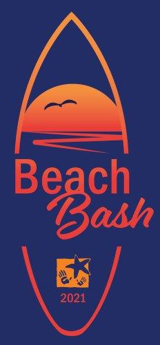 Believe In Tomorrow's 2021 Beach Bash Logo