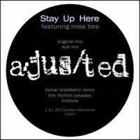 AJusTed - Stay Up Here
