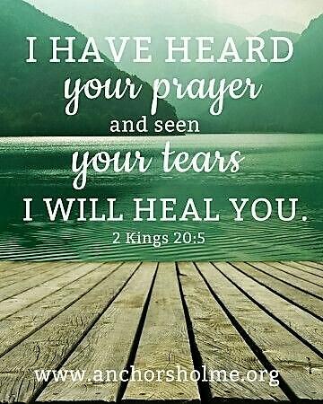 2 Kings 20 Hezekiah's Illness - Believe Trust