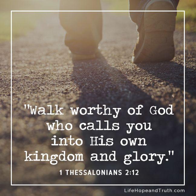 1 Thessalonians 2 Paul's Ministry in Thessalonica - Believe Trust