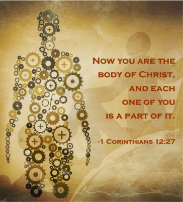 1 Corinthians 12 Concerning Spiritual Gifts - Believe Trust