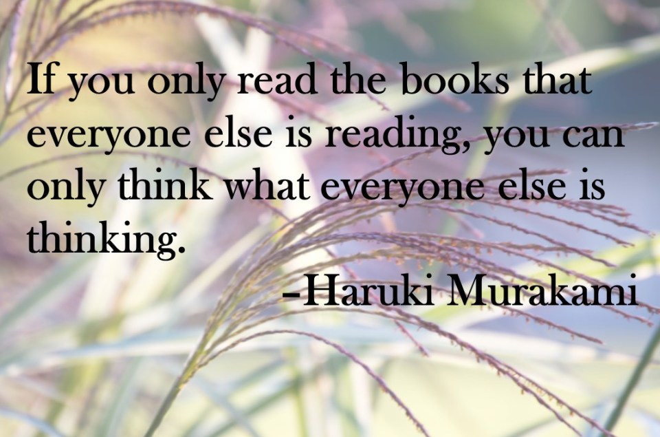 only read what others read