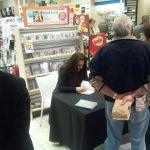 Book signing CNA