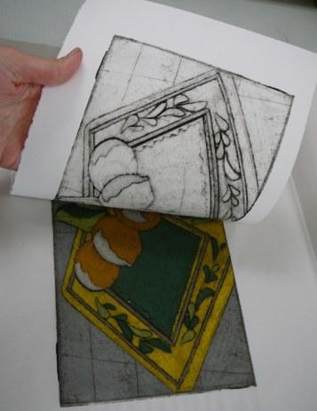 collagraph-printmaking