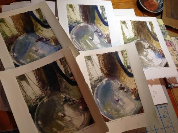 collagraph-prints