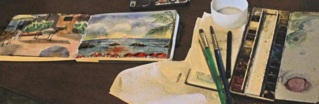 moleskine-watercolor-sketching