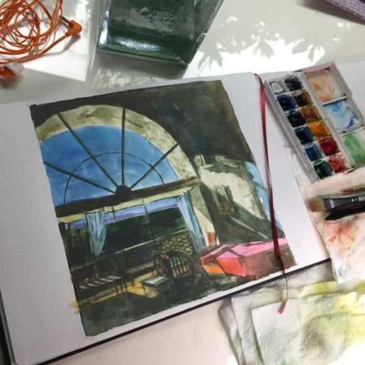 watercolor-sketchbook