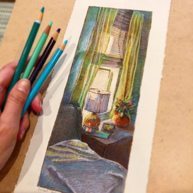 how to make a collagraph print with added media
