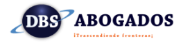DBS Abogados logo