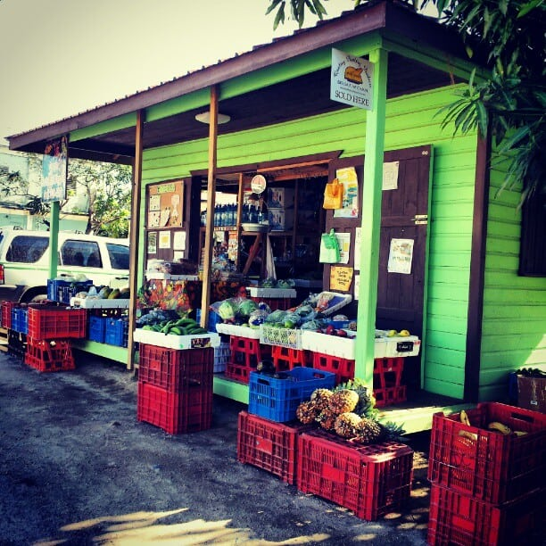 Belizean Grocery store