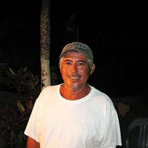 mestizo man in Belize