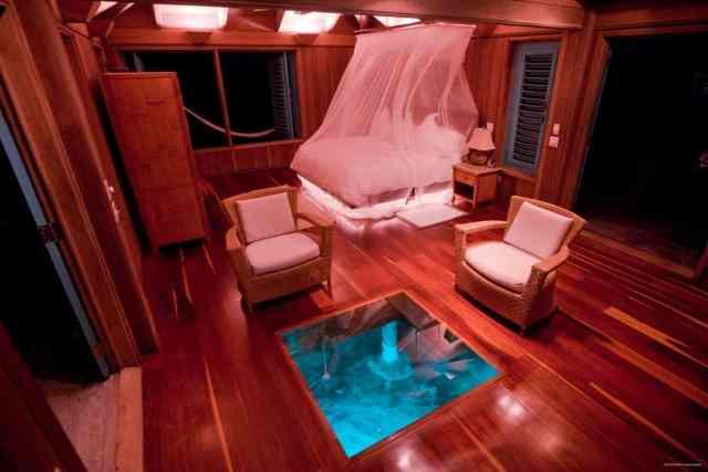 Cayo Espanto is luxurious private island near Ambergris Caye