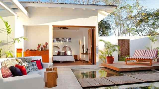 Ka'ana Resort is a luxury boutique hotel