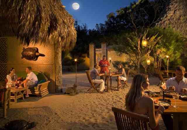 Turtle Inn beach hotel by Francis Ford Coppola