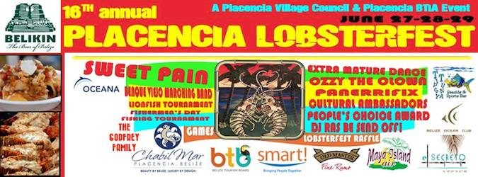 2014 placencia lobsterfest