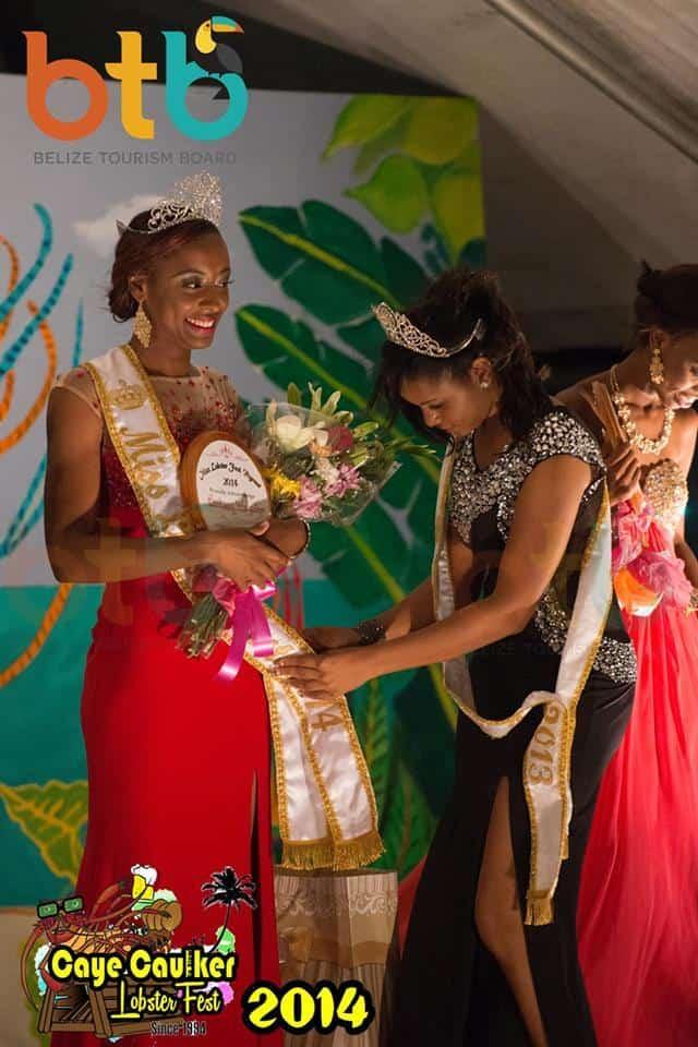 caye caulker beauty pageant