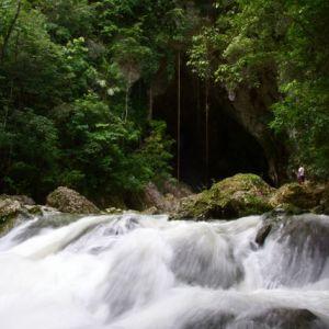 Blue Creek Cave (Hakeb Ha Cave)