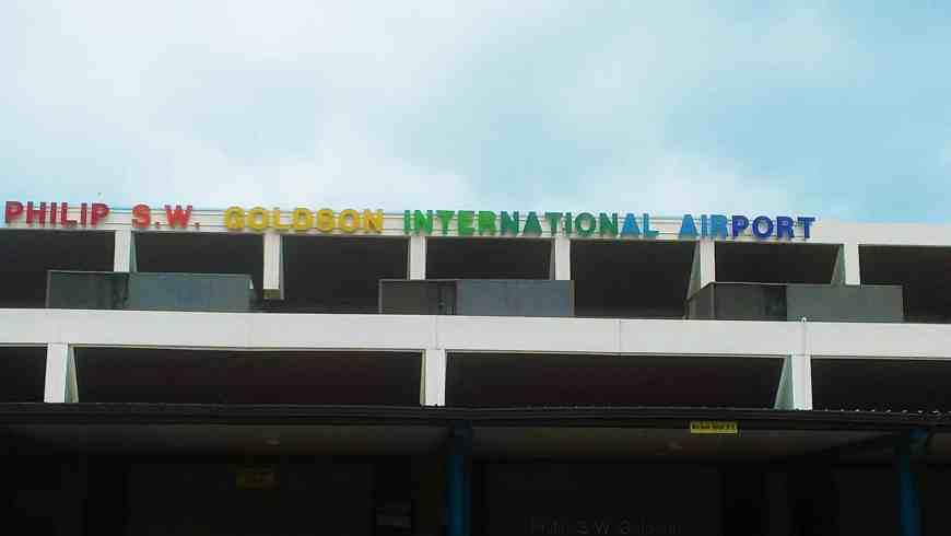 Philip Goldson International Airport
