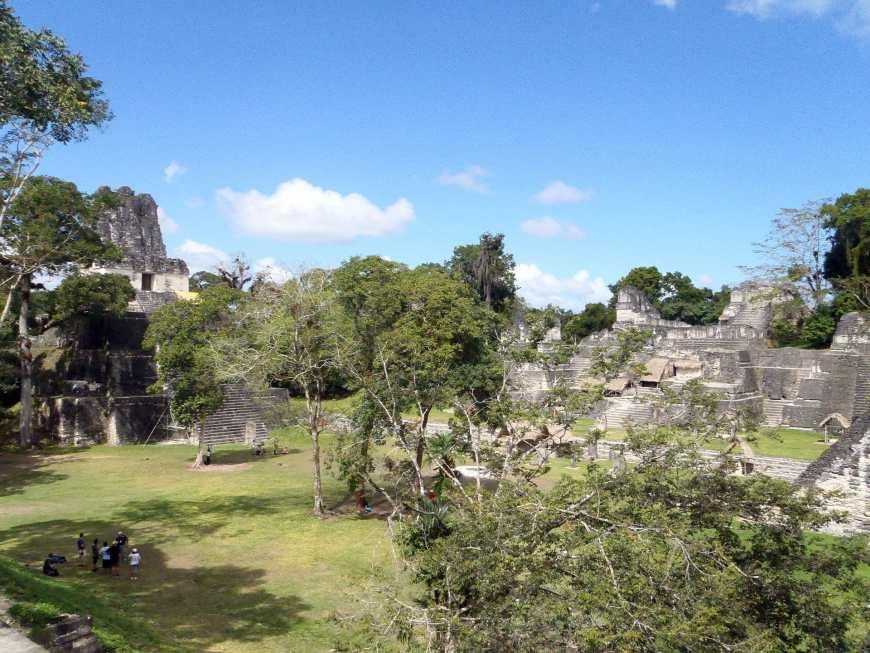 Tikal Guatemala Shuttle
