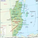 Where Is Belize Located Geography And Map Of Belize