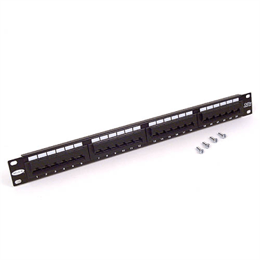 110 Punch Down 568a Wiring Diagram 24 Port Cat 5e Patch Panel