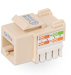 cat5e modular keystone jack pack of 25 heroimage [ 1000 x 1000 Pixel ]