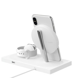 boost up special edition wireless charging dock for iphone apple watch usb [ 1000 x 1000 Pixel ]