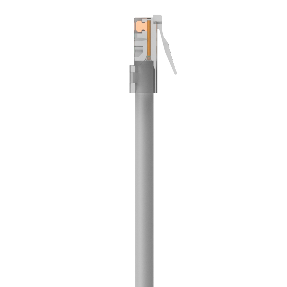 hight resolution of  cat5e ethernet patch cable rj45 m m sideview1image