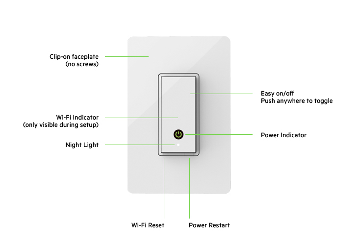 wemo light switch wiring diagram