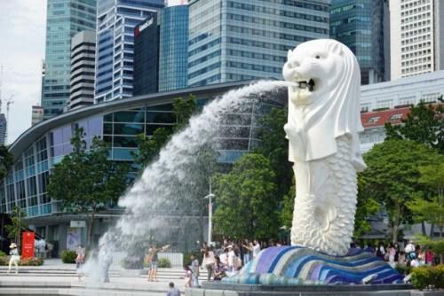 家族旅行シンガポール
