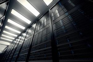 Bell Computer-Netzwerke Serverraum