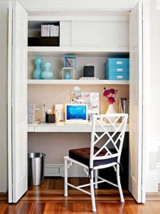 FOTO 1 via pinterest homeoffice