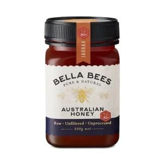 Bella Bees Jarrah Honey TA30+ SKU AABBH10016