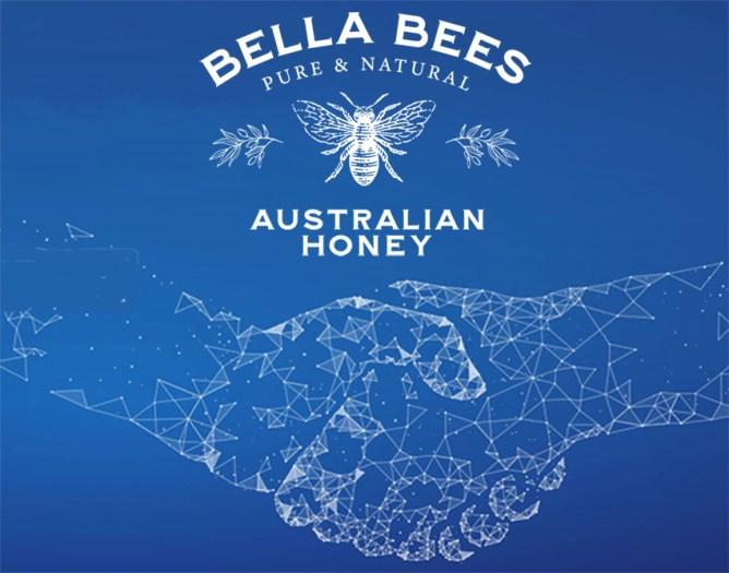 Bella Bees Honey - International Orders