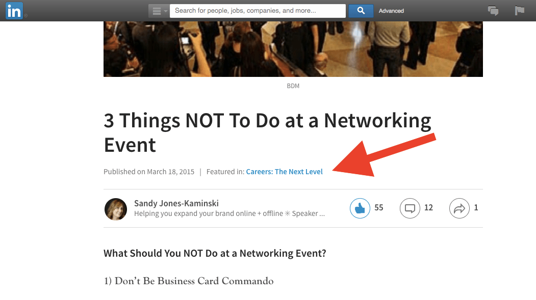 MASTERING LinkedIn® – Bella Domain Media: Business Networking
